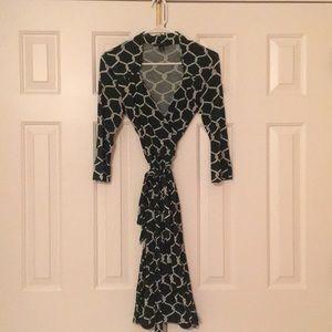 Banana Republic Faux Wrap Dress